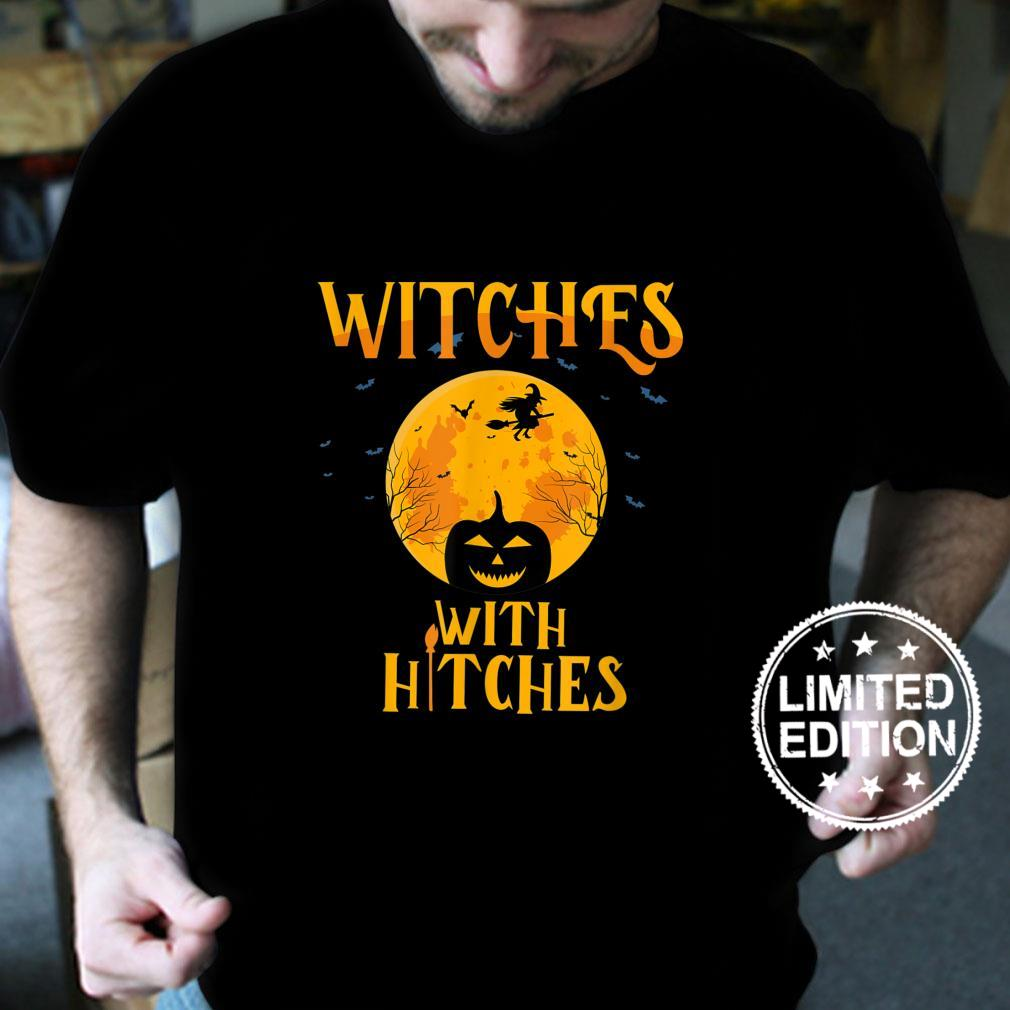 Witches With Hitches Camping Shirt
